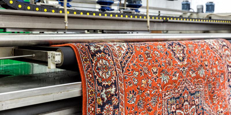 Antique Oriental Rug Color Restoration