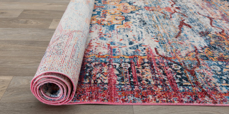 Antique Silk Oriental Rug