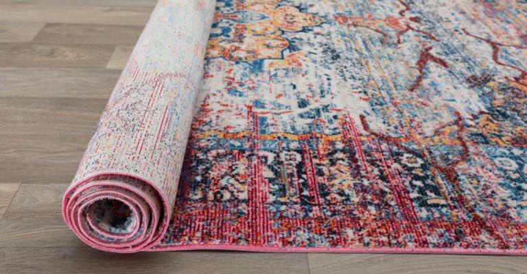 Antique Silk Oriental Rug