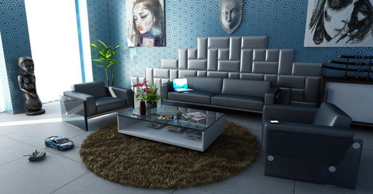 circle-shape-living-room-rug