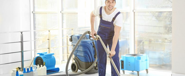 Remove Dirt Using Carpet Cleaning Machine