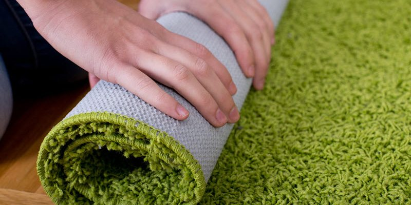 Green and Organic Carpet Cleaning