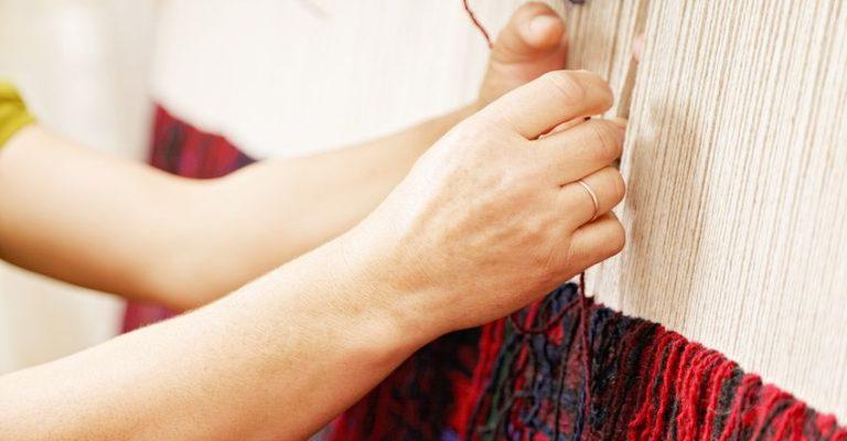 Handwoven Oriental Rug