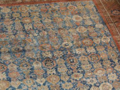 Oriental Rug Color Run