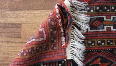 Oriental Rug Reweaving