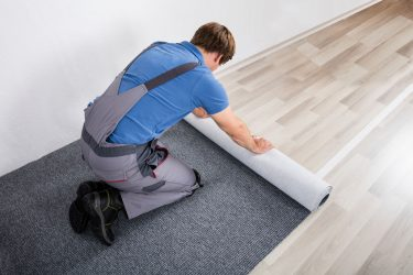 Install Carpet Over Wood Flooring