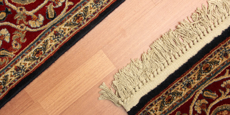 Persian Rug Edge - With/without Fringe